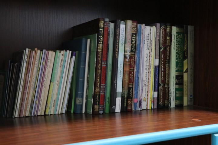 مساحة اقرأ (المكتبة)